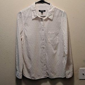 Chadwicks of Boston button up shirt
